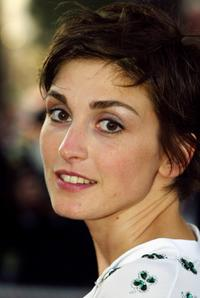 Julie Gayet at the screening of