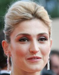 Julie Gayet at the 60th International Cannes Film Festival.