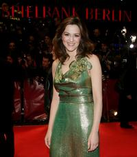 Martina Gedeck at the premiere of