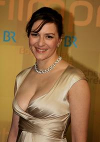 Martina Gedeck at the Bavarian Film Awards.