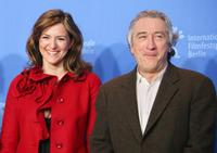 Martina Gedeck and Robert De Niro at the photocall of