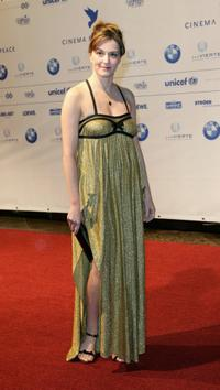 Martina Gedeck at the Cinema for Peace Charity Gala.