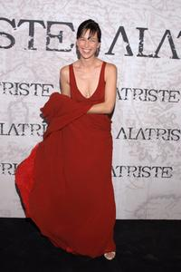 Ariadna Gil at the premiere of
