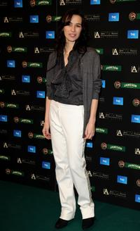 Ariadna Gil at the Goya Cinema Awards 2009 Nomination Gala.