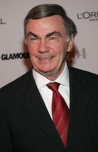 Sam Donaldson at the 15th Annual Glamour