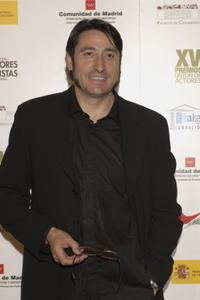 Carmelo Gomez at the 15th Actors Union Awards ceremony.