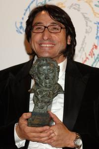 Carmelo Gomez at the Goya Cinema Awards 2006.