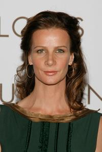 Rachel Griffiths at the Takashi Murakami Gala.
