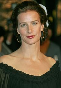 Rachel Griffiths at the 2007 Vanity Fair Oscar Party.