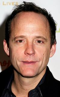 John Benjamin Hickey attends A Cracked X-Mas.