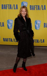 Laurel Holloman at the 10th Annual BAFTA / LA Tea party.