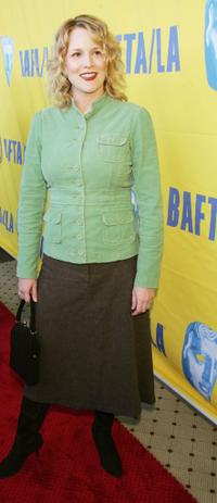 Laurel Holloman at the 11th Annual BAFTA/LA Tea party.