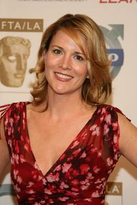 Laurel Holloman at the BAFTA/LA's 14th Annual Awards Season Tea party.