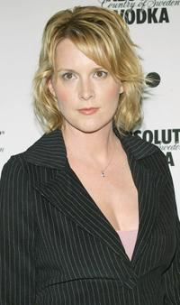 Laurel Holloman at the 15th Annual GLAAD Media Awards.