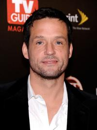 Josh Hopkins at the TV GUIDE Magazine's Hot List party.