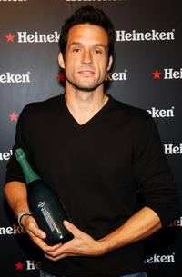 Josh Hopkins at the UpFront Week Closing Night Party hosted by Wilmer Valderrama and Heineken.