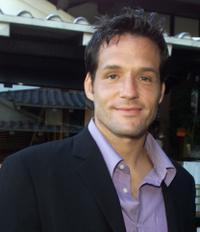 Josh Hopkins at the Fox TV's TCA party.