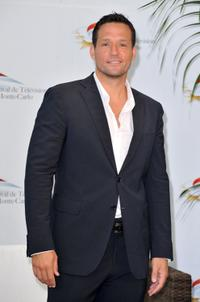Josh Hopkins at the photocall for