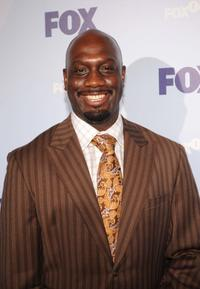 Richard T. Jones at the 2008 FOX Upfront.