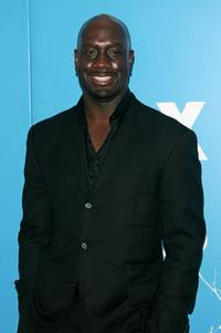 Richard T. Jones at the FOX 2007 Programming presentation.