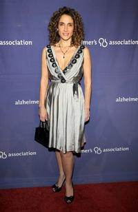 Melina Kanakaredes at the Alzheimer's Association's 17th Annual