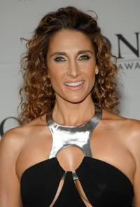 Melina Kanakaredes at the 61st Annual Tony Awards.