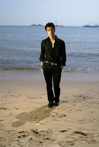 Takeshi Kaneshiro at the Majestic Hotel during the 57th Annual International Cannes Film Festival.