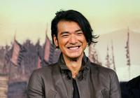 Takeshi Kaneshiro at the press conference of