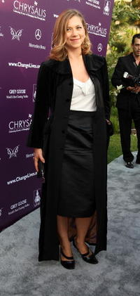Branka Katic at the 8th Annual Chrysalis Butterfly Ball.