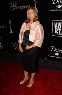 Branka Katic at the 2009 Gracie Awards.