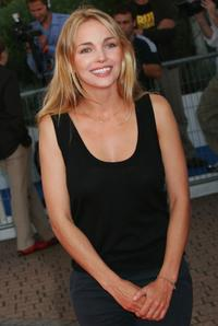 Claire Keim at the premiere of