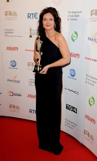 Dervla Kirwan at the 7th Annual Irish Film and Television Awards.