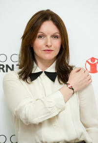 Dervla Kirwan at the photocall for Save The Children's