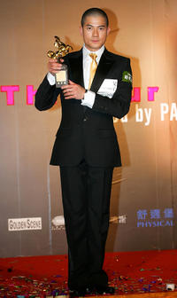Aaron Kwok at the China premiere of