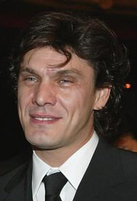 Marc Lavoine at the 29th night of Caesars ceremony.