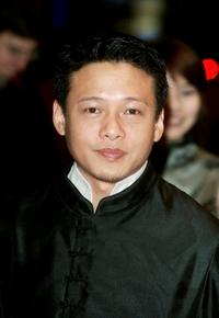 Lee Kang-Sheng at the premiere of