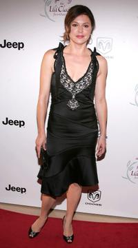 Jane Leeves at the 8th Annual Lili Claire Foundation Benefit.