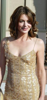 Jane Leeves at the 2002 Creative Arts Emmy Awards.