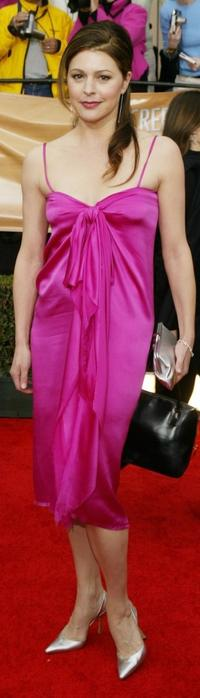 Jane Leeves at the 10th Annual Screen Actors Guild Awards.