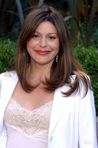 Jane Leeves at the First Annual BAFTA / LA and ATAS Emmy Tea Party.