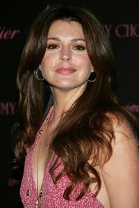 Jane Leeves at the Jimmy Choo and Cartier Present Four Inches event.