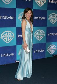 Jane Leeves at the Warner Bros / InStyle Golden Globe after party.