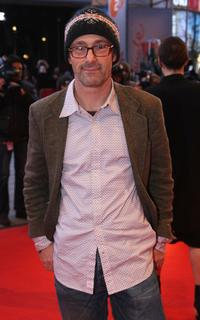 Dani Levy at the 59th Berlin Film Festival.