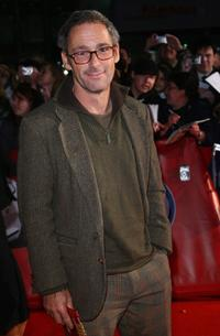Dani Levy at the German premiere of