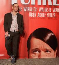 Dani Levy at the Berlin premiere of