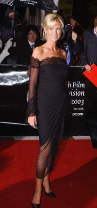 Alison Doody at the Irish Film and Television Awards.