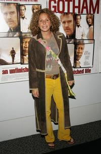 Meredith Scott Lynn at the premiere of