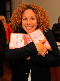Meredith Scott Lynn at the book launch of