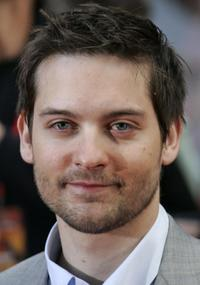 Tobey Maguire at the European premiere of