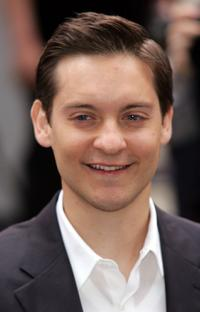 Tobey Maguire at